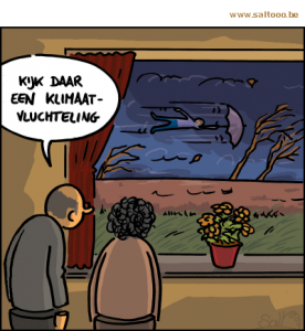 cartoon-klimaatvluchteling-storm