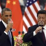 Barack Obama & Xi Jinping