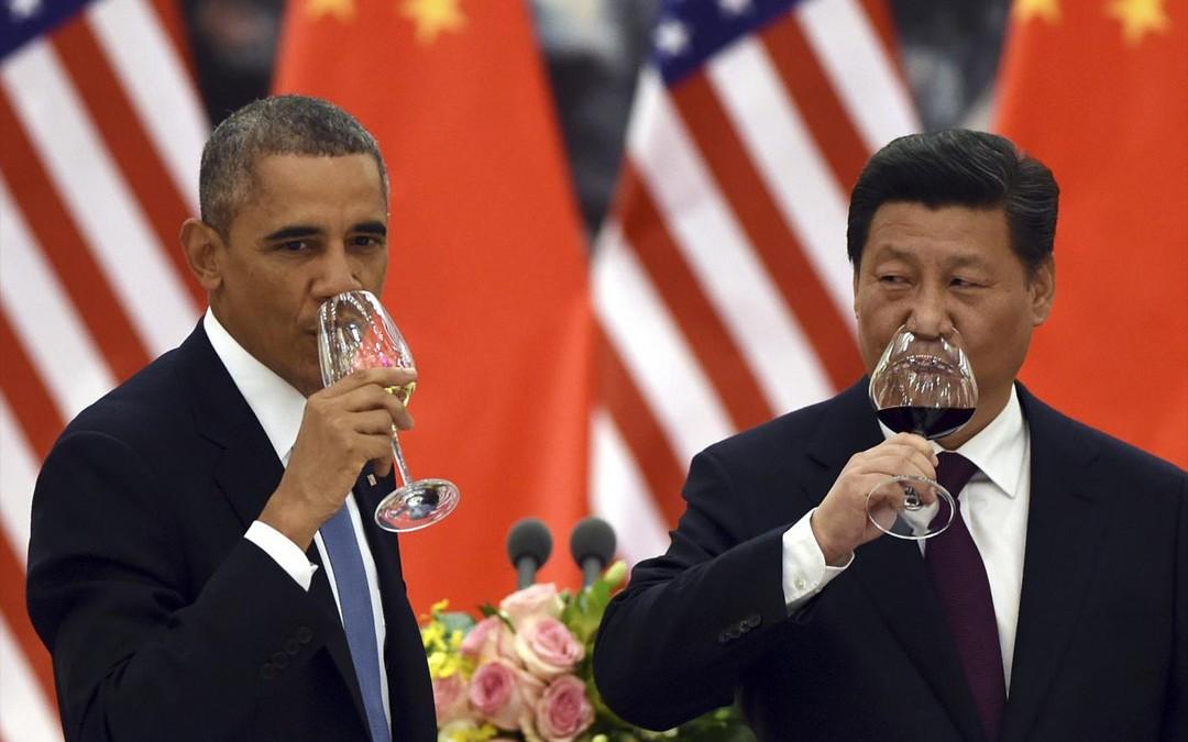 Overeenkomst VS en China